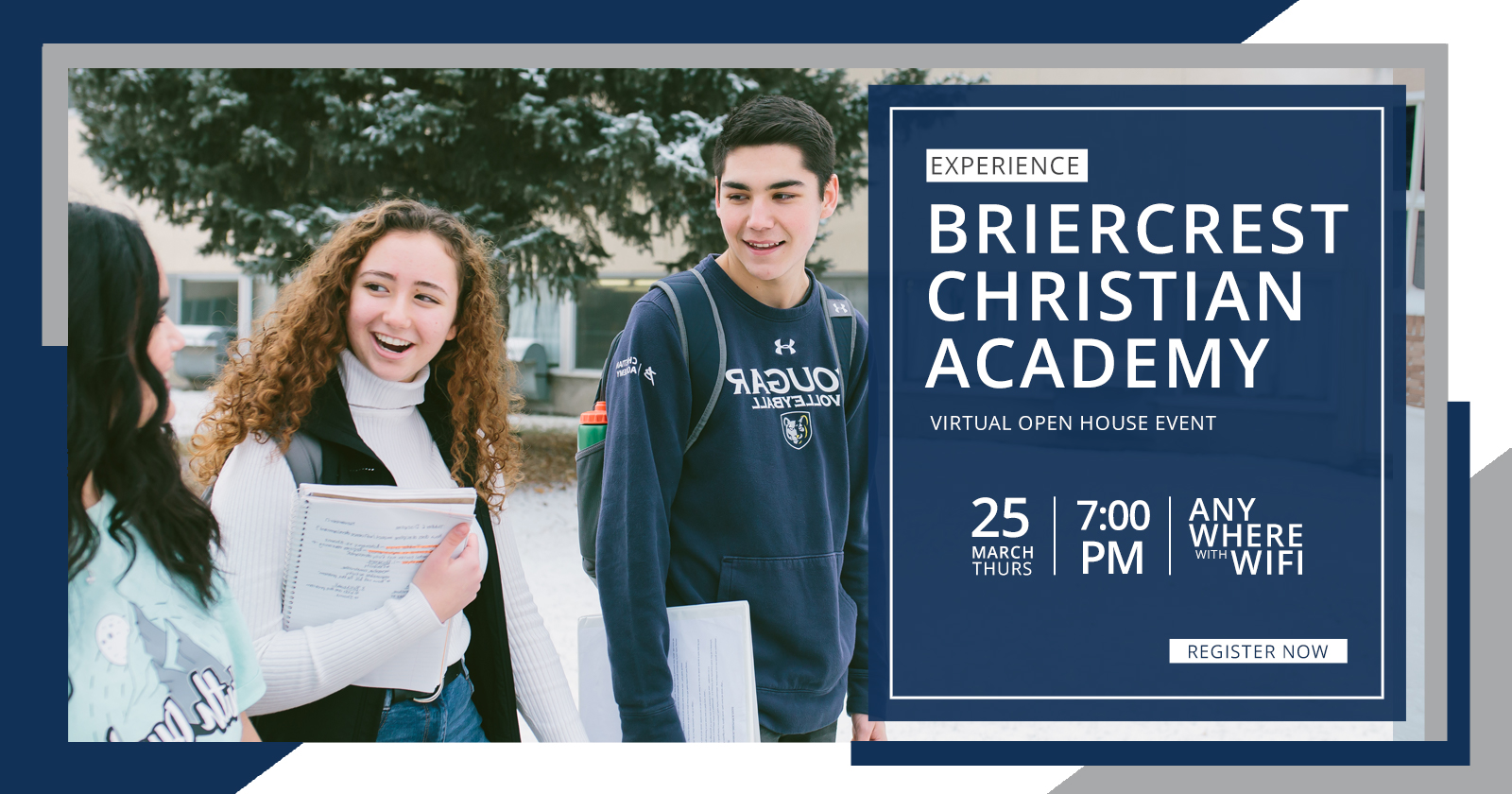 VIRTUAL OPEN HOUSE: Register for the event to learn more about life at BCA!